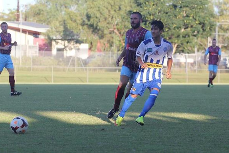 Australia: Sulav Maskey's Team Hellenic Enters Final Of Darwin FFA Cup