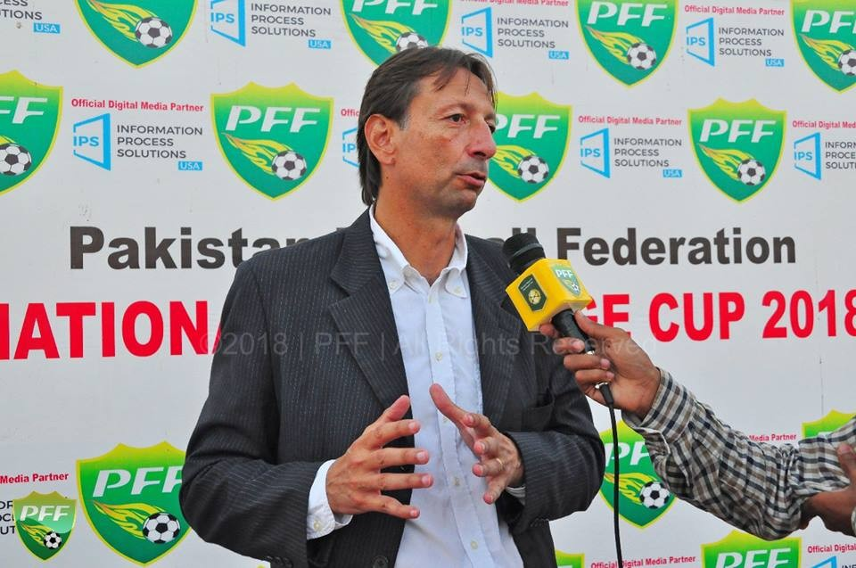 Pakistan Hires Physical Trainer From Brazil. When Will Nepal Hire To Make National Team Crisp?