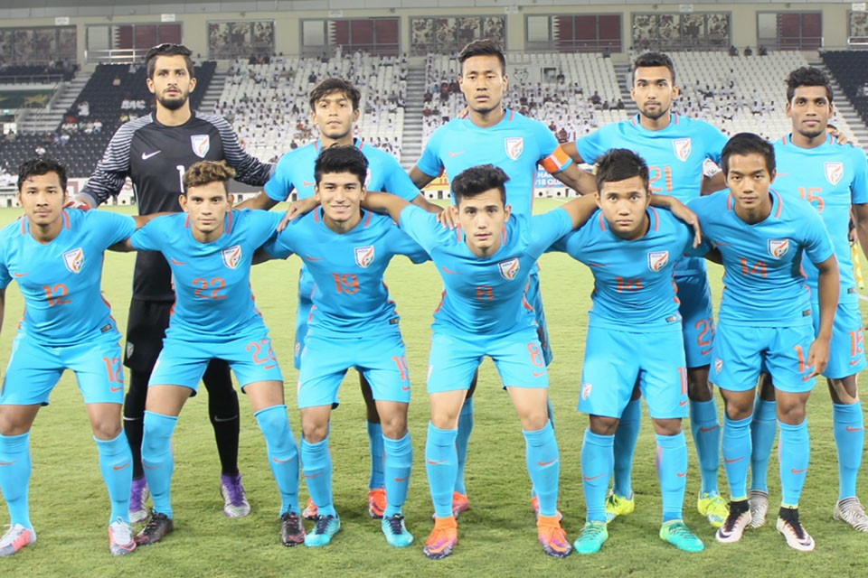 India U23 Setting Camp In Australia For Asian Games 2018
