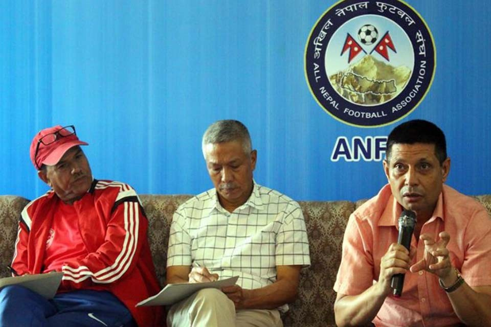 ANFA Holds Meeting With Stakeholders for Upcoming Martyr's Memorial A Division League