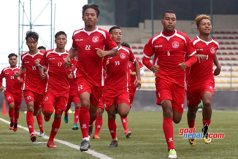 Nepal U23 National Team Might Go To Thailand For 10-day Camp