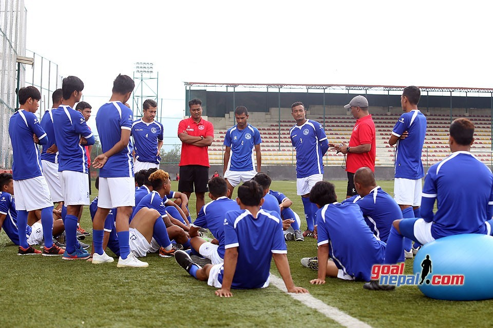 ANFA Must Increase Allowances Of National Team Players