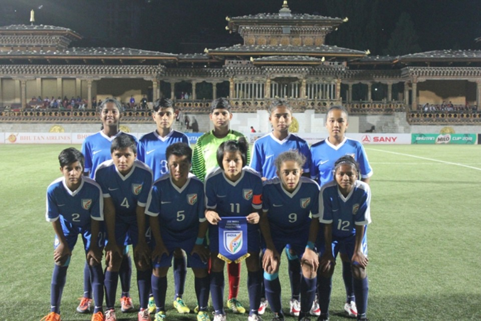 India U15 Wins Title Of SAFF U15 Championship 2018