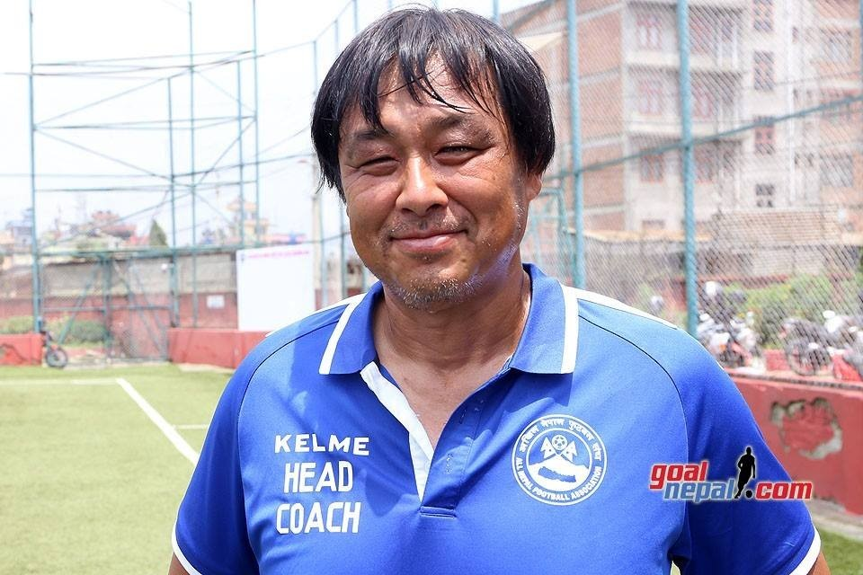 Coach Gyotuku Koji Is Not Sure To Return Nepal For SAFF Championship