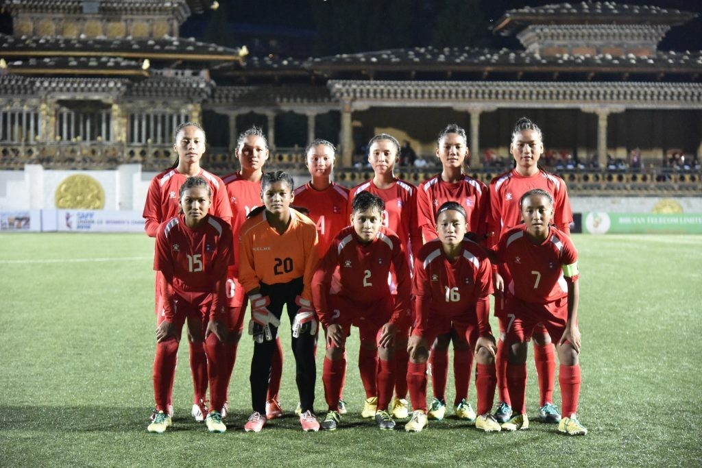 AFC U16 Women's Championship 2019 QFs: Nepal Groups With Philippines, Myanmar & Malaysia