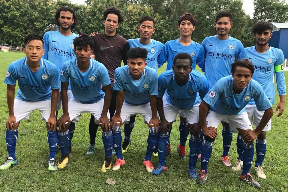 Morang Football Academy Wins Title Of 2nd Buddha Air Dangihat Gold Cup