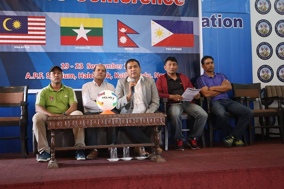 AFC Provides USD 1,20,000 To ANFA For Group E AFC U16 Qualifiers