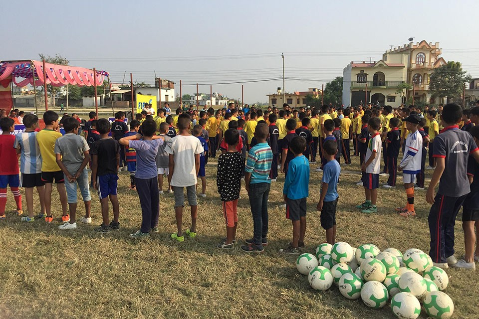 Grassroots Football Program Kicks Off In Banke