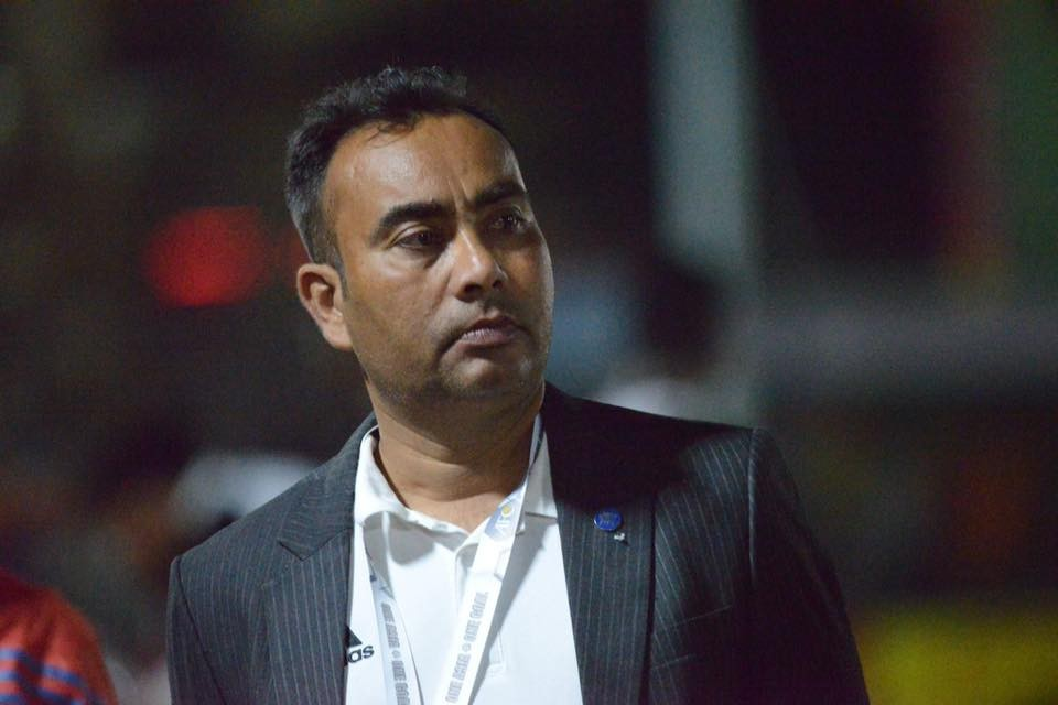 Former FIFA Assistant Referee Kiran Giri DISHEARTENED By ANFA