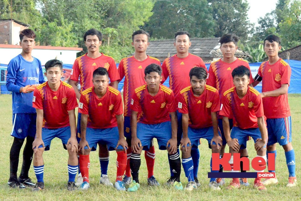 Rupandehi: Laligurans FC Enters SFs Of 6th Chadani Cup