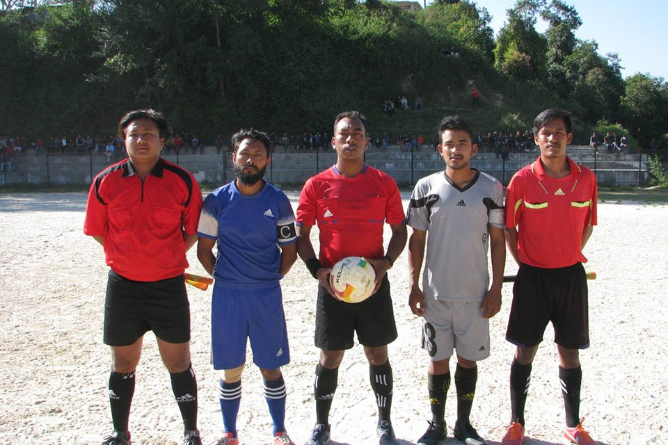 Kavre: Ward No 4A Enters Final Of 2nd Dhulikhel Mayor Cup