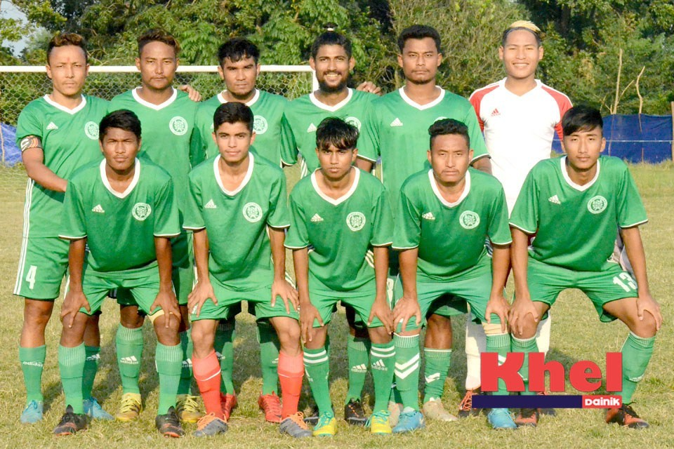 Rupandehi: Gorkha Boys Enters Final Of 6th Chadani Cup
