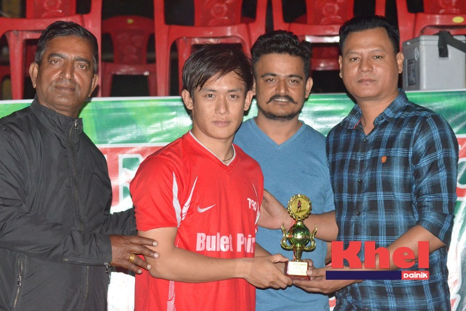 Rupandehi: Hosts Mount Star Youth Club Enters SFs Of 5th Mount Star Cup