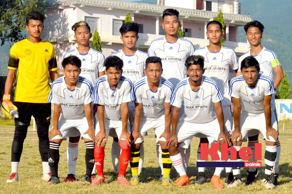 Rupandehi: Bhairav FC Nawalparasi Enters SFs Of 5th Mount Star Cup