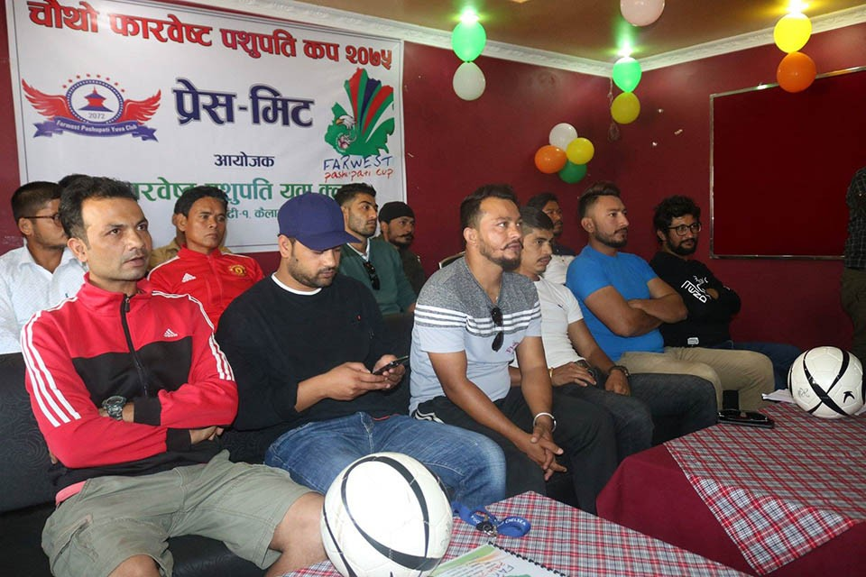 Kailali: 4th Far West Pashupati Cup From Mangsir 14; Winners To Get Rs 4 Lakh
