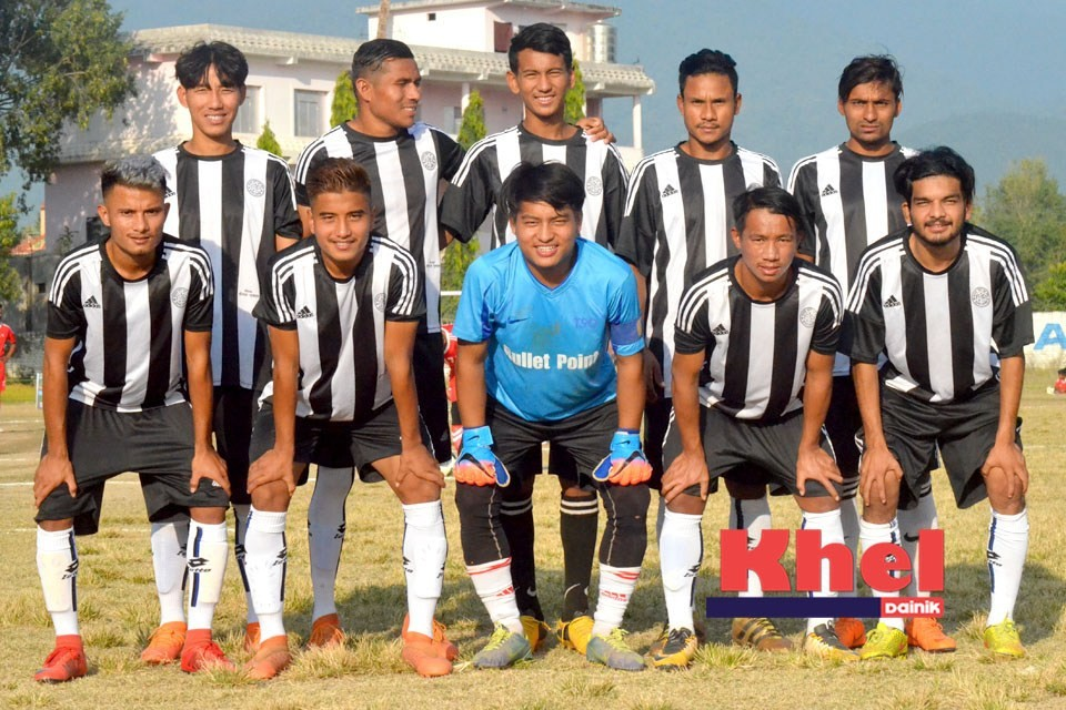 Rupandehi: Mount Star Youth Club Enters Final Of 5th Mount Star Cup