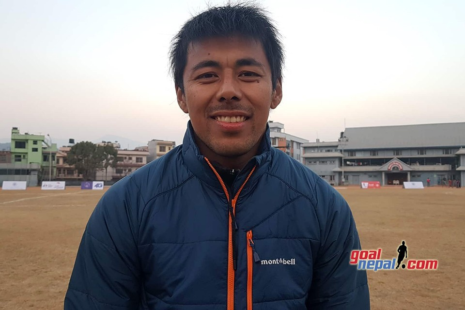 Santosh Sahukhala: I Still Hope To Play From Nepal National Team Again (With Video)