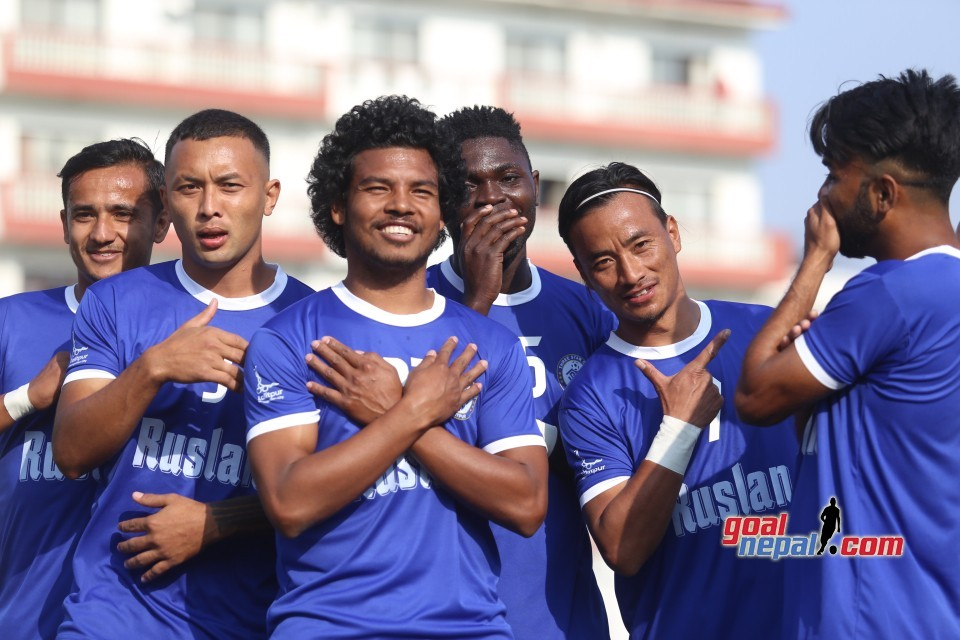 Ruslan Three Star Club Trounces Brigade Boys Club