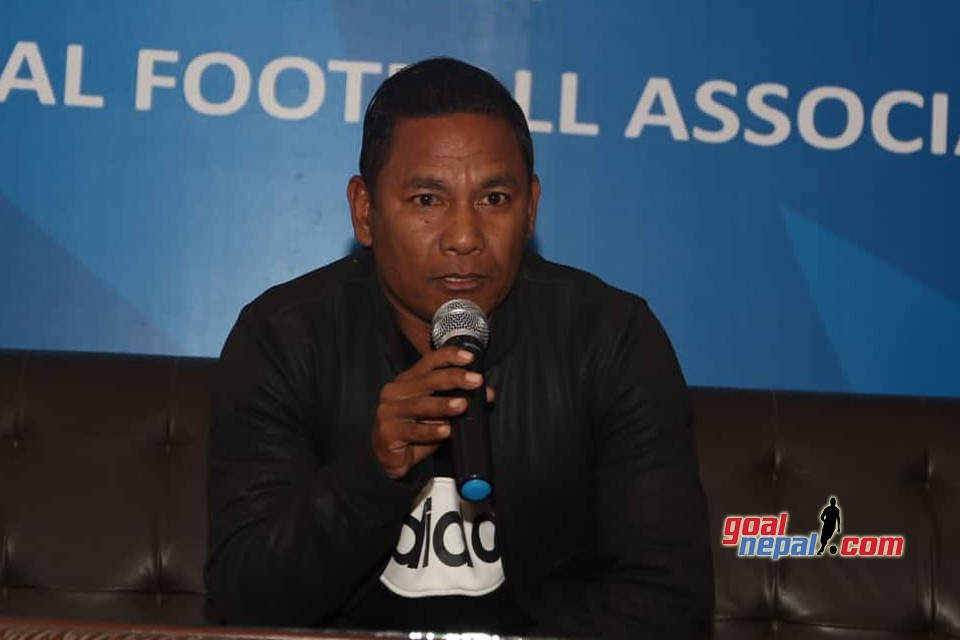 APF Coach Rajendra Tamang: Important Thing Is To Win The Match