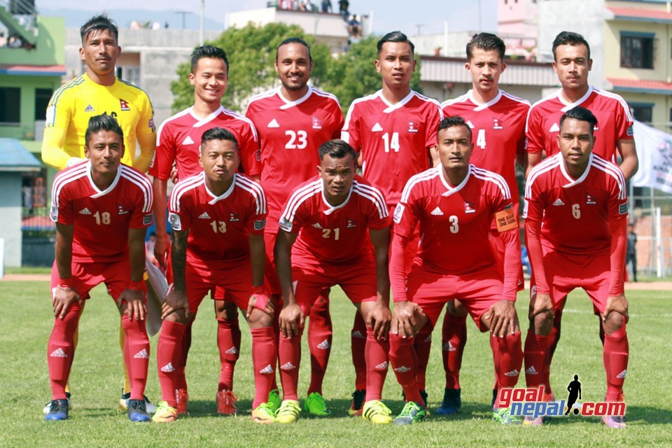 Nepal  To Play Friendly Match Against Chinese Giant Guangzhou R&F FC