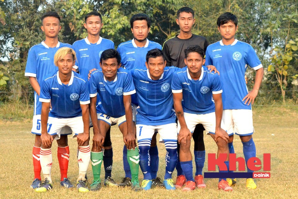 Rupandehi: New Srijana FC Enters Final Of 2nd Sanjeewani Cup