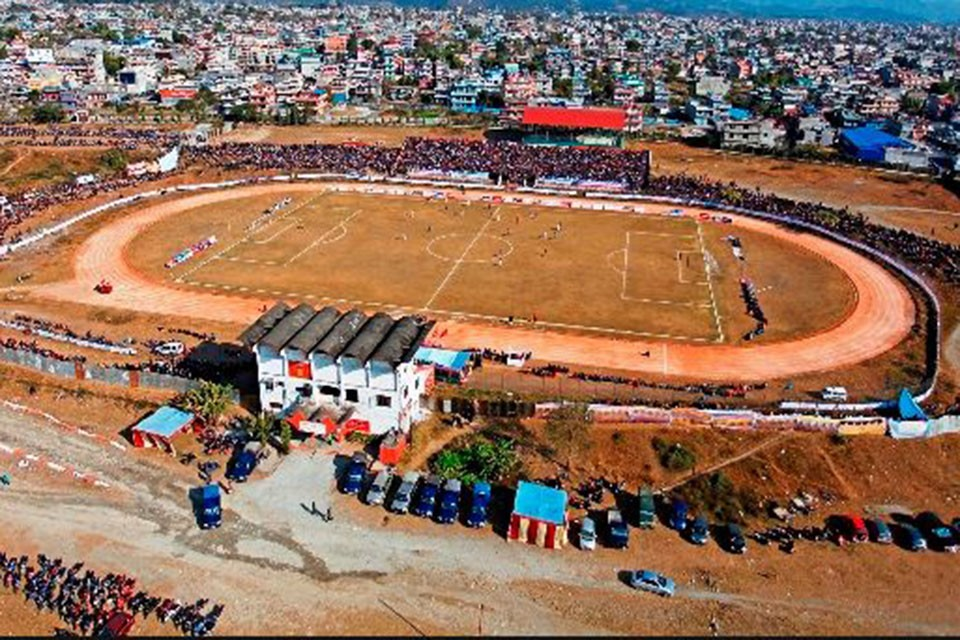 Indian Company To Construct Pokhara Stadium ?