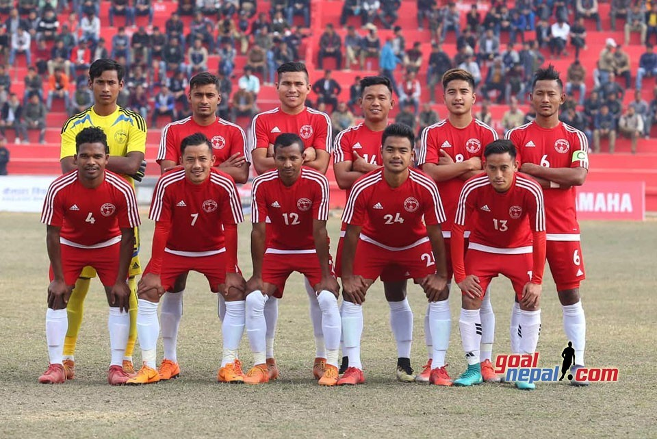 Nepal Police Club Sets Final Date With Ruslan Three Star In Nepal Ice Far West Khaptad Gold Cup