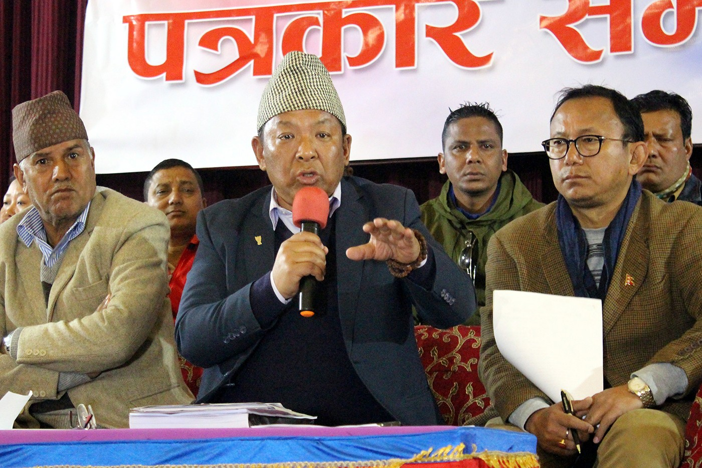 ANFA President Karma Tsering Sherpa: We Are Adopting Zero Tolerance In Corruption