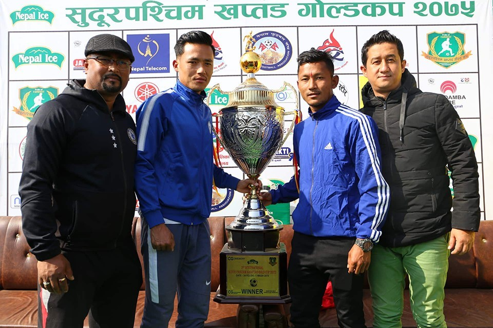 3rd Nepal Ice Far West Khaptad Gold Cup FINAL: Ruslan Three Star Club Vs Nepal Police Club Today
