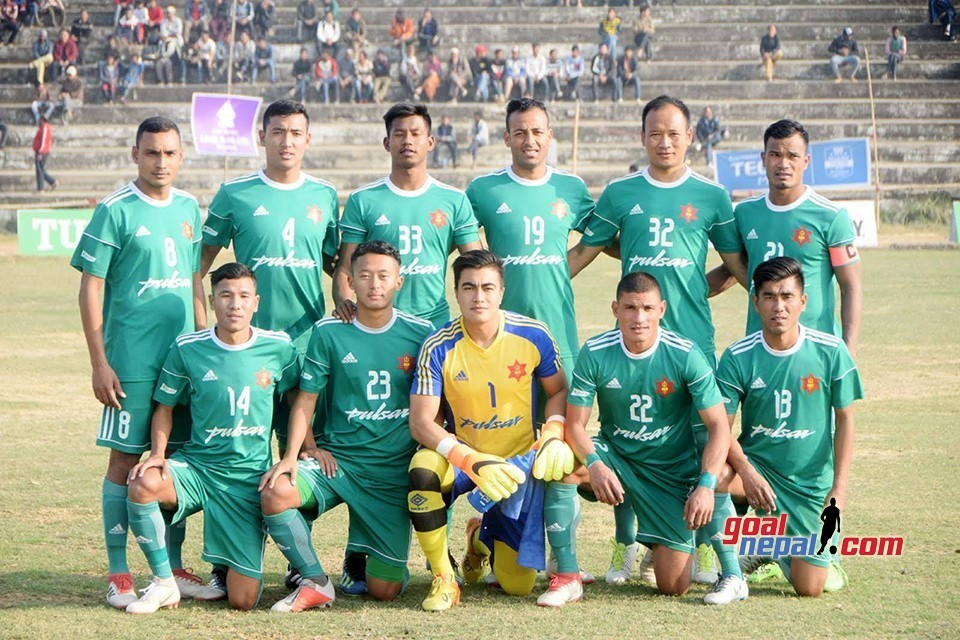 2nd Bishal Memorial Gold Cup FINAL : Himalayan Sherpa Club Vs Nepal Army Today