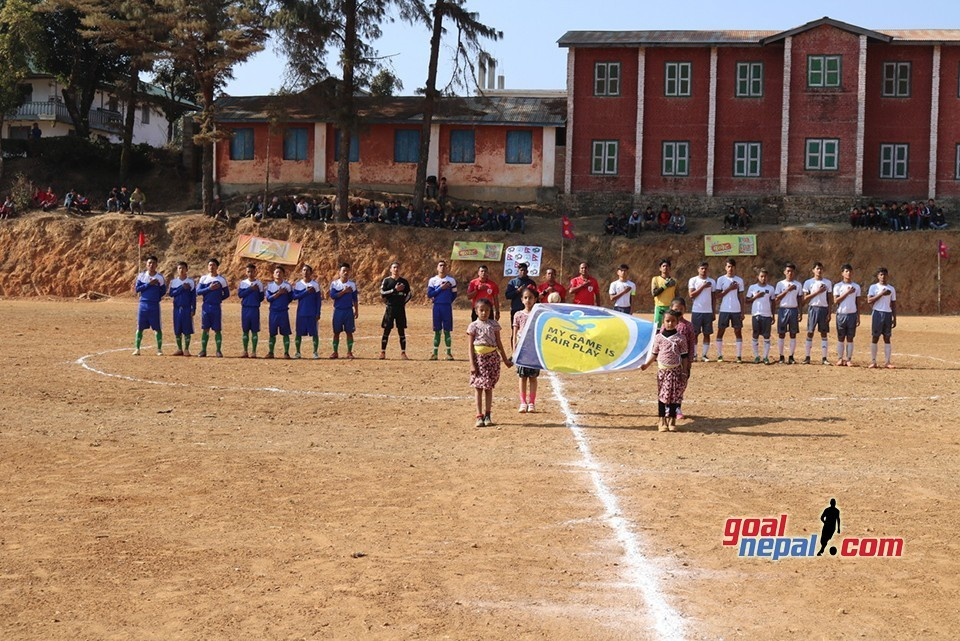 Ilam: Khudunabari FC Vs Falgunanda FC In The Final Of 3rd Jitpur Cup Today