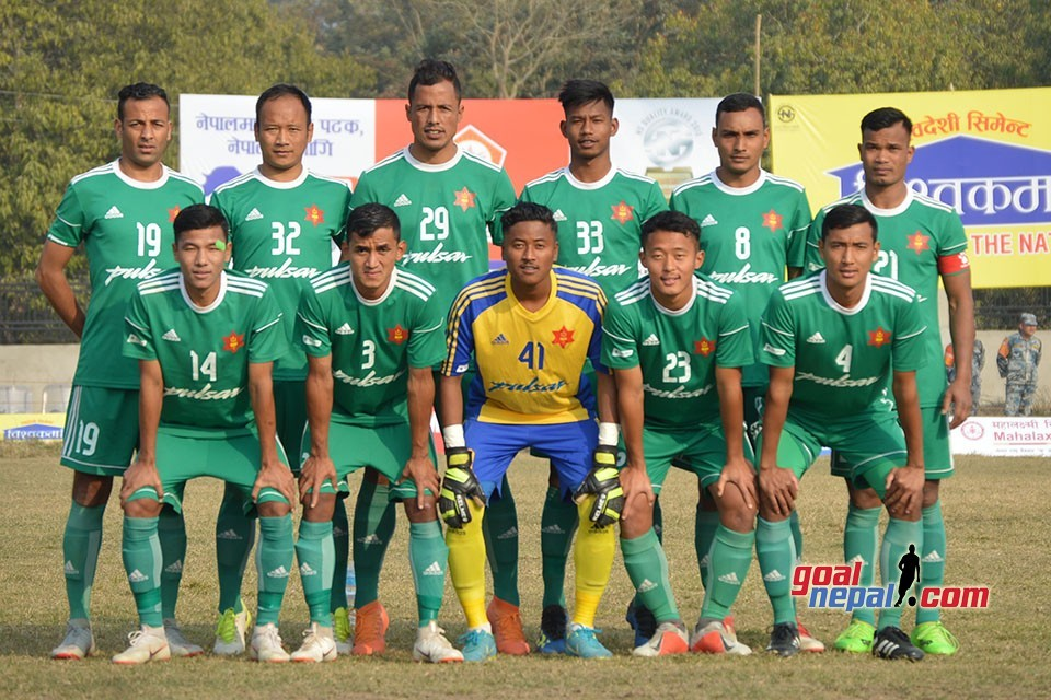 Nepal Army Beats Nepal APF To Enter SFs Of Ruslan 10th Simara Gold Cup