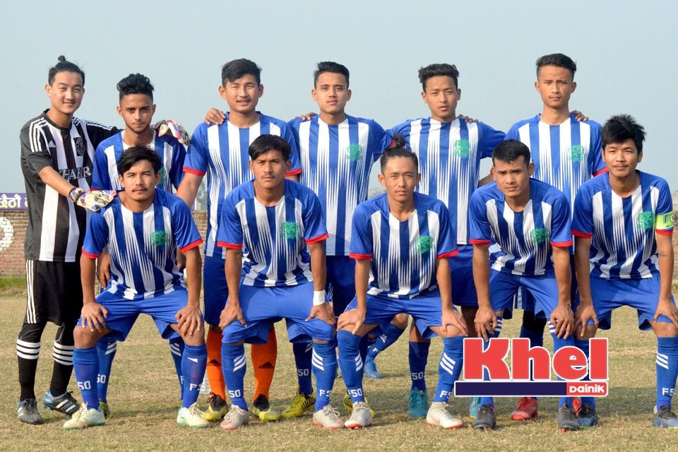 Rupandehi: Lishnu Yuwa Club Enters SFs Of 6th Pharsatikar Cup