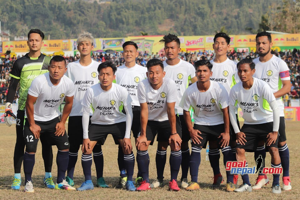 Hosts Dharan FC Enters SFs Of 21st RedBull Budha Subba Gold Cup