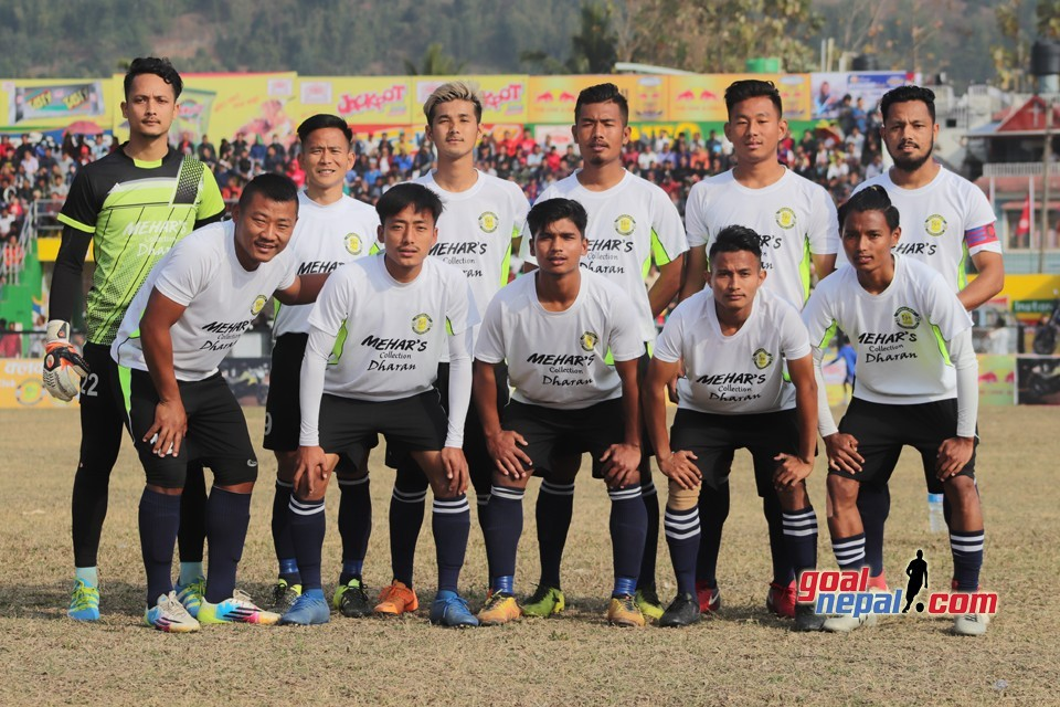 Dharan FC Enters Final Of 21st RedBull Budha Subba Gold Cup