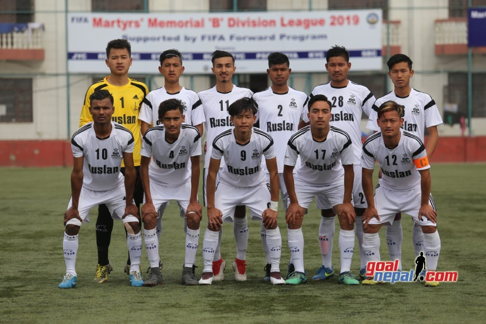 Martyr's Memorial B Division League: Satdobato Youth Beats Jhamsikhel Youth