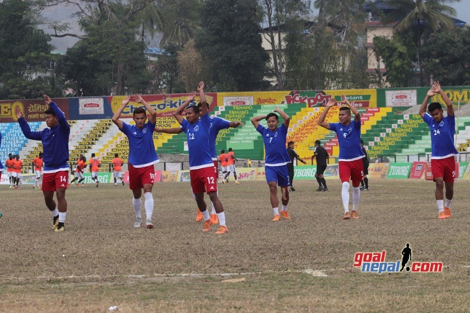 RedBull 21st Budha Subba Gold Cup: Nepal Police Club Vs Dauphins - WATCH THE MATCH LIVE