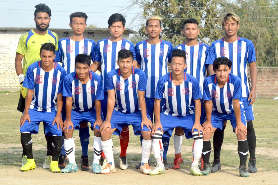 Rupandehi: Fulbari Guys Enters QFs Of Nawayuwa Cup