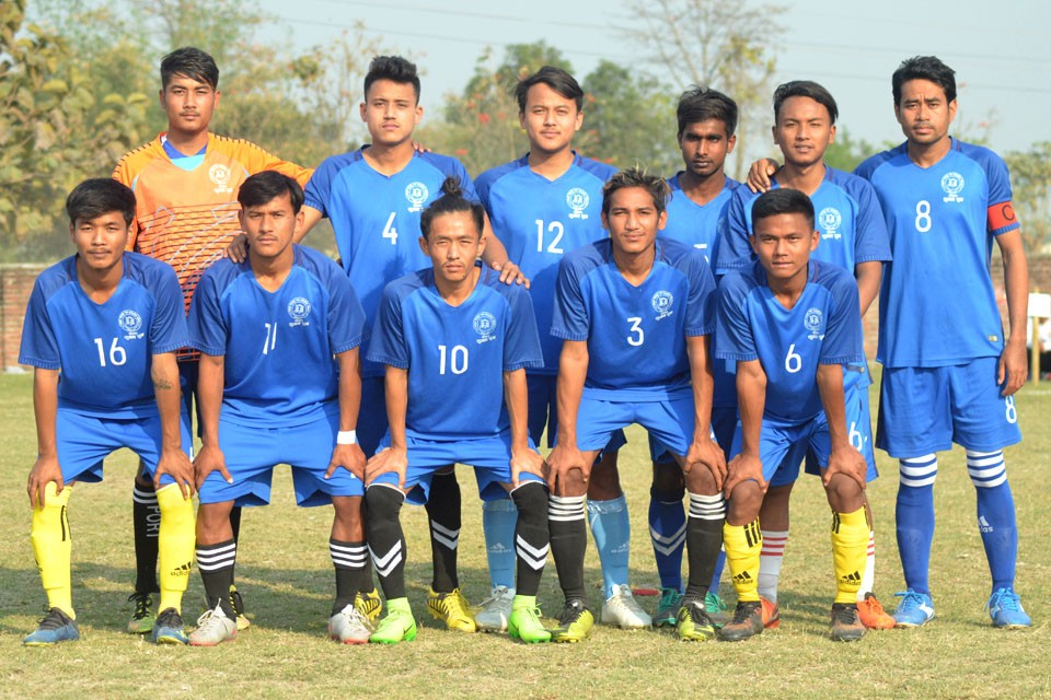 Rupandehi: Hosts Nawayuwa Enters SFs Of 9th Nawayuwa Cup