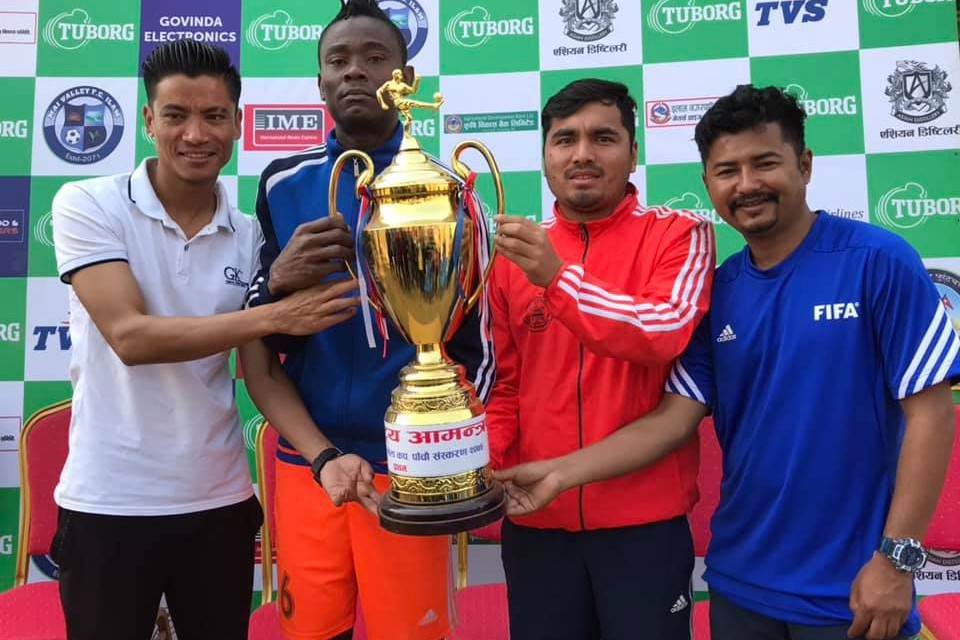 5th Mai Valley Gold Cup FINAL : Himalayan Sherpa Club Vs Dauphins Team Today