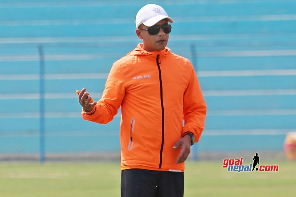 Nepal Women's Team Coach Hari Khadka: We Shouldn't Take Opponent (Sri Lanka) Lightly