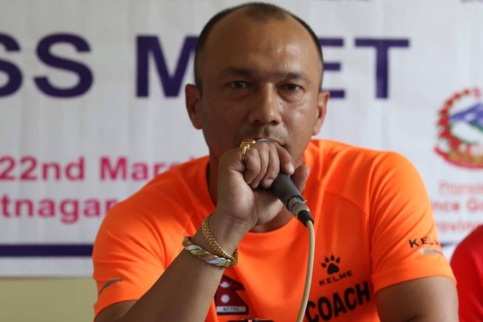 Coach Hari Khadka: We Are Ready To Win Title In Our Motherland