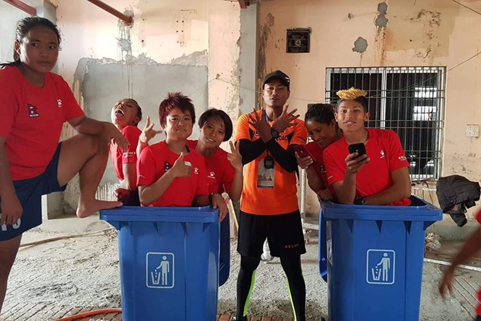 GoalNepal To Buy Proper Equipment For Ice Baths For Nepalese Football Players