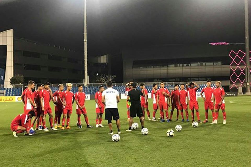 AFC U23 Qualifiers: Nepal U23 Vs Oman U23 Today
