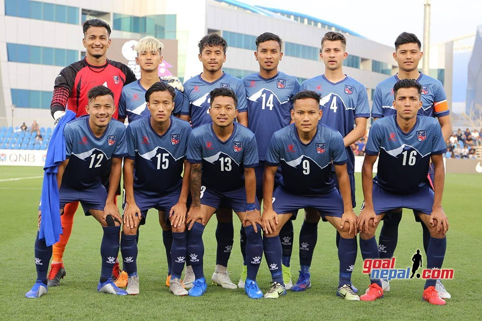 Nepal U23 Goes Down To Oman U23 In AFC U23 Qualifiers