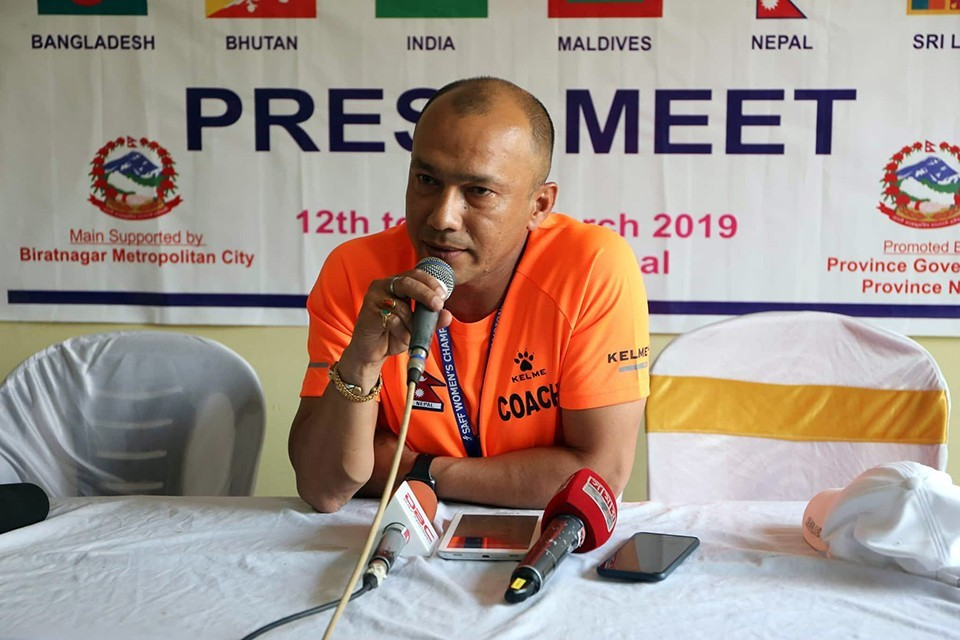 Nepal Women's Team Coach Hari Khadka: I Am Sorry