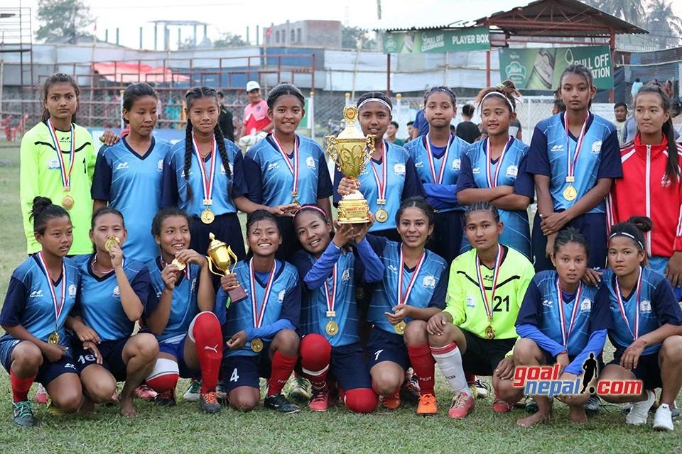 Sarlahi: Bagmati Municipality Wins Friendly Match