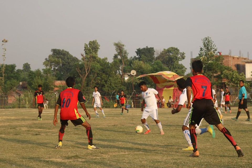 Dhangadhi: Ward Number 7 & 8 Register Win In Mayor Cup