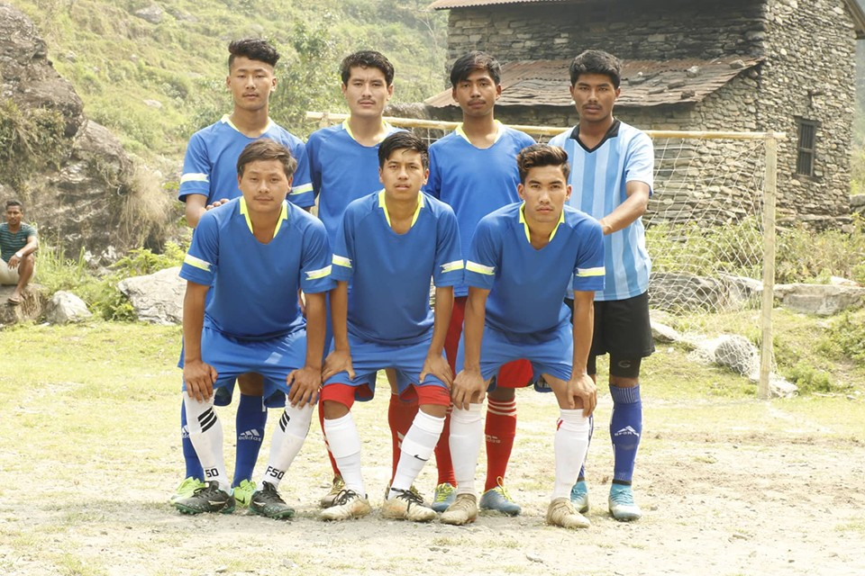 Lamjung: Lam Pokhari 7-A-Side Cup Kicks Off