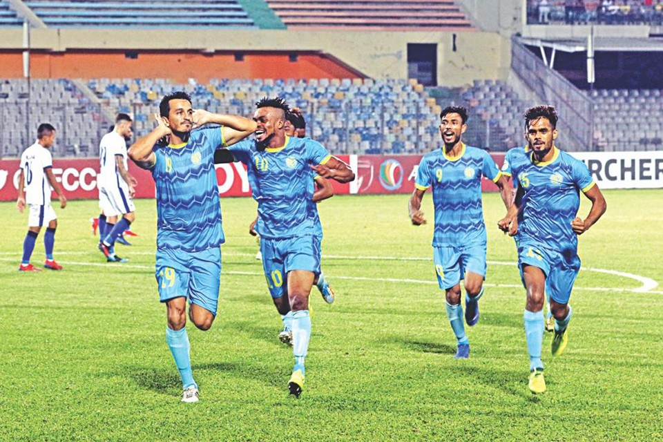 AFC Cup Group E: Dhaka Abahani In Race With Chennayin FC With Superb Win